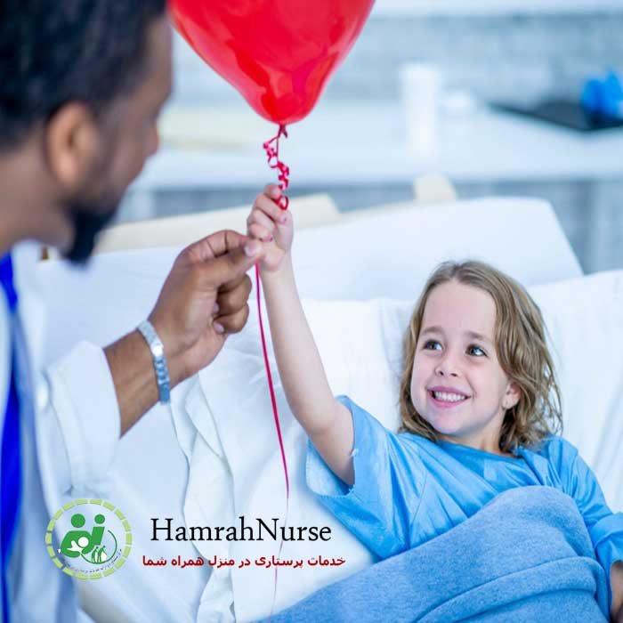 شیمی درمانی - کودکان سرطانی