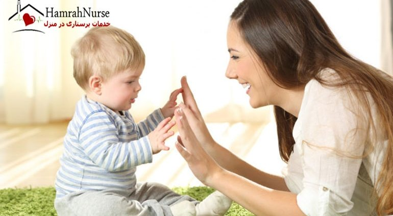 پرستاری از کودک و نوزادان