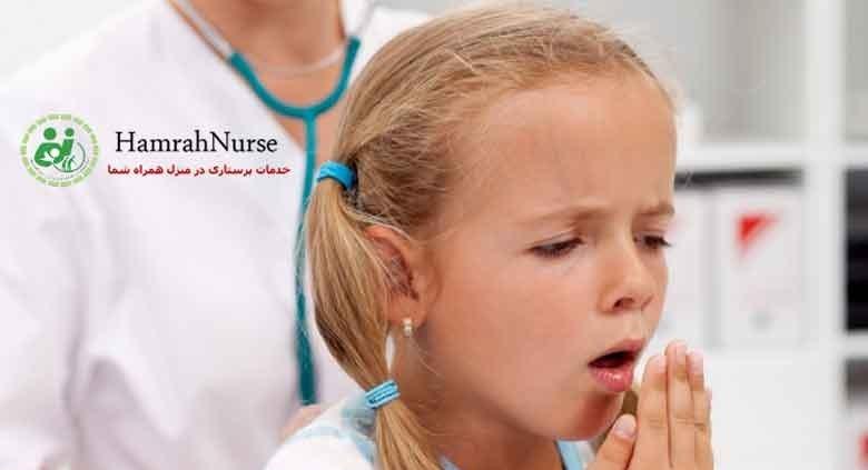 نگهداری از کودک در برابر عفونت