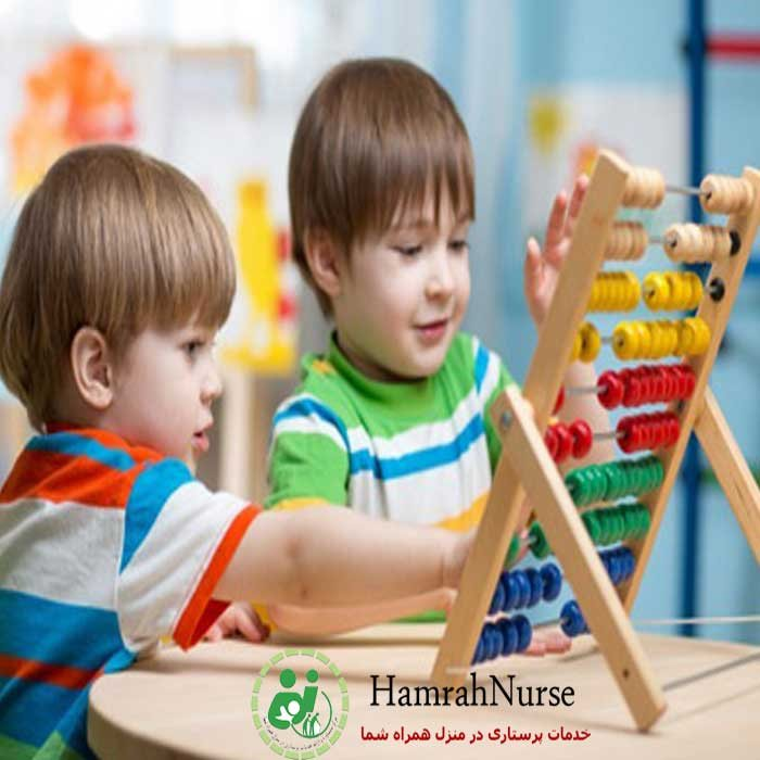 فواید آموزش چرتکه به کودکان