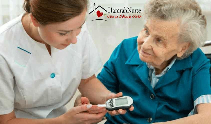 نقش پرستار سالمند در منزل و ضرورت آموزش تکنولوژی به سالمندان