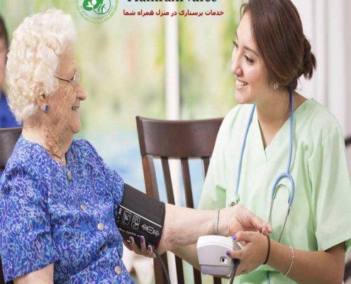 پیشگیری از سرماخوردگی در سالمندان