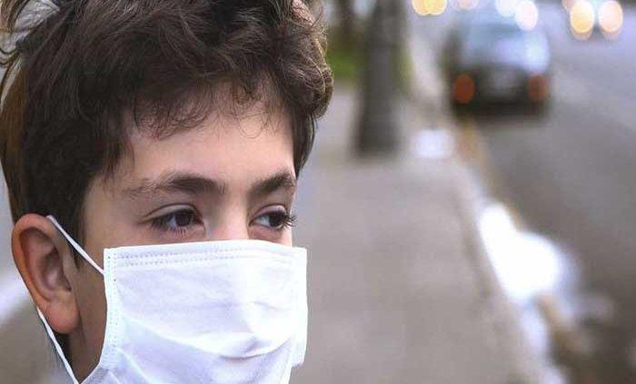 نحوه مراقبت از کودکان و سالمندان در هوای آلوده