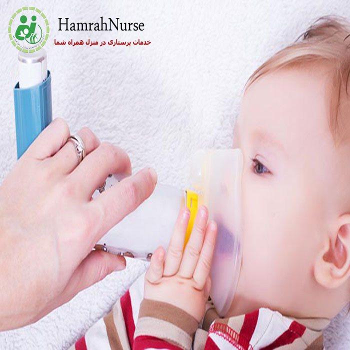 چگونگی مراقبت از کودک مریض