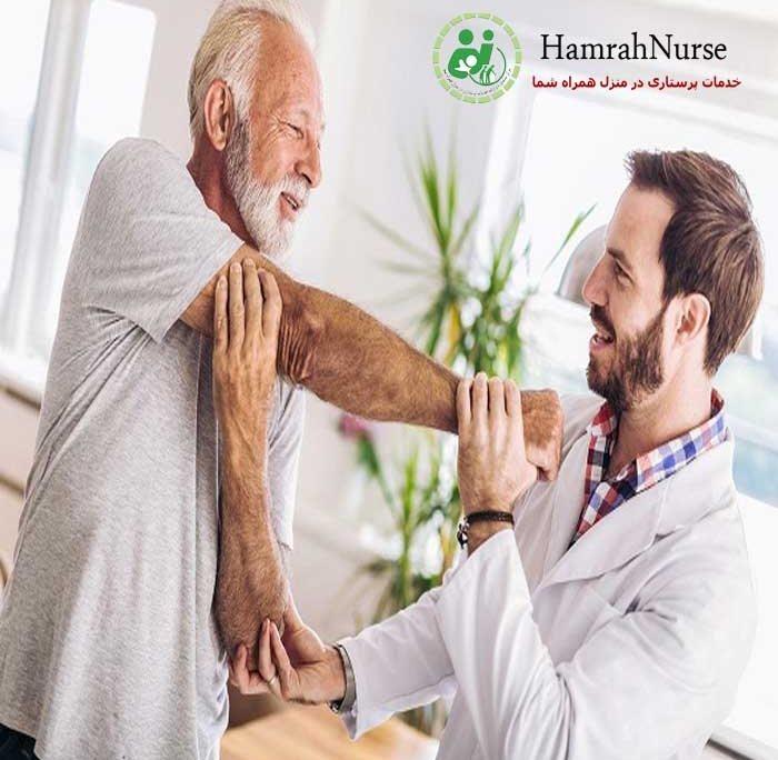 پرستاری از بیماران مبتلا به اختلال استرس پس از سانحه