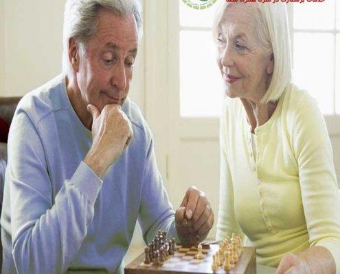 برخی احساسات مشترک در سالمندان