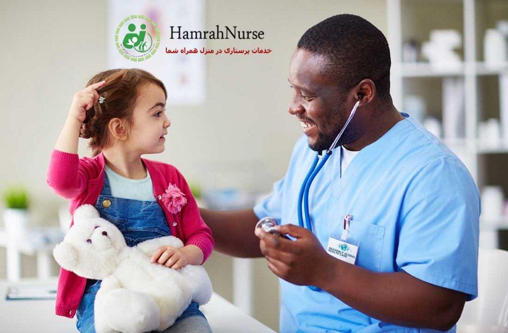 شیمی درمانی در کودکان سرطانی