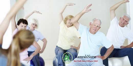 استانداردها و ویژگیهای خانه سالمندان