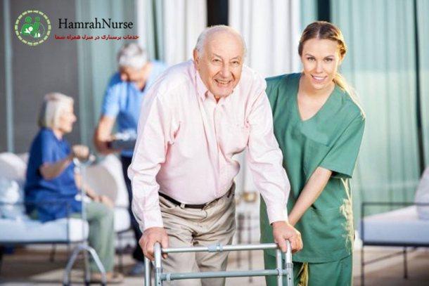 مشکلات رایج در سلامتی سالمندان