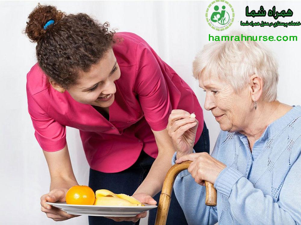 نیاز های اساسی سالمندان