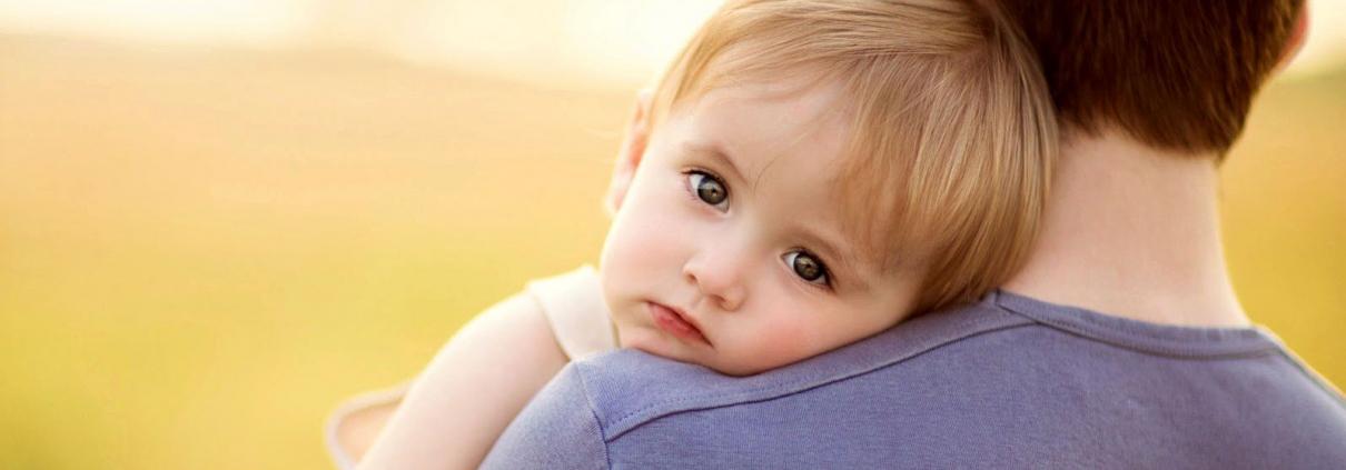 مراقب از نوزاد در تابستان
