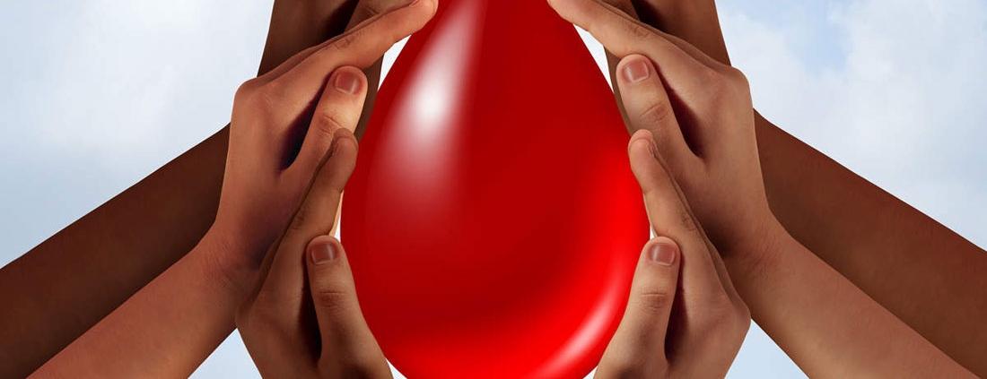 فواید اهدای خون