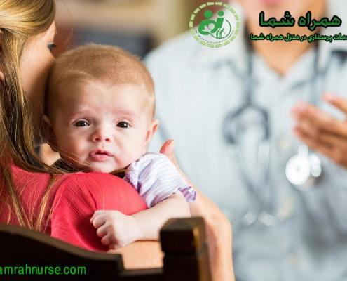 کمبود آهن در کودکان و نوزادان