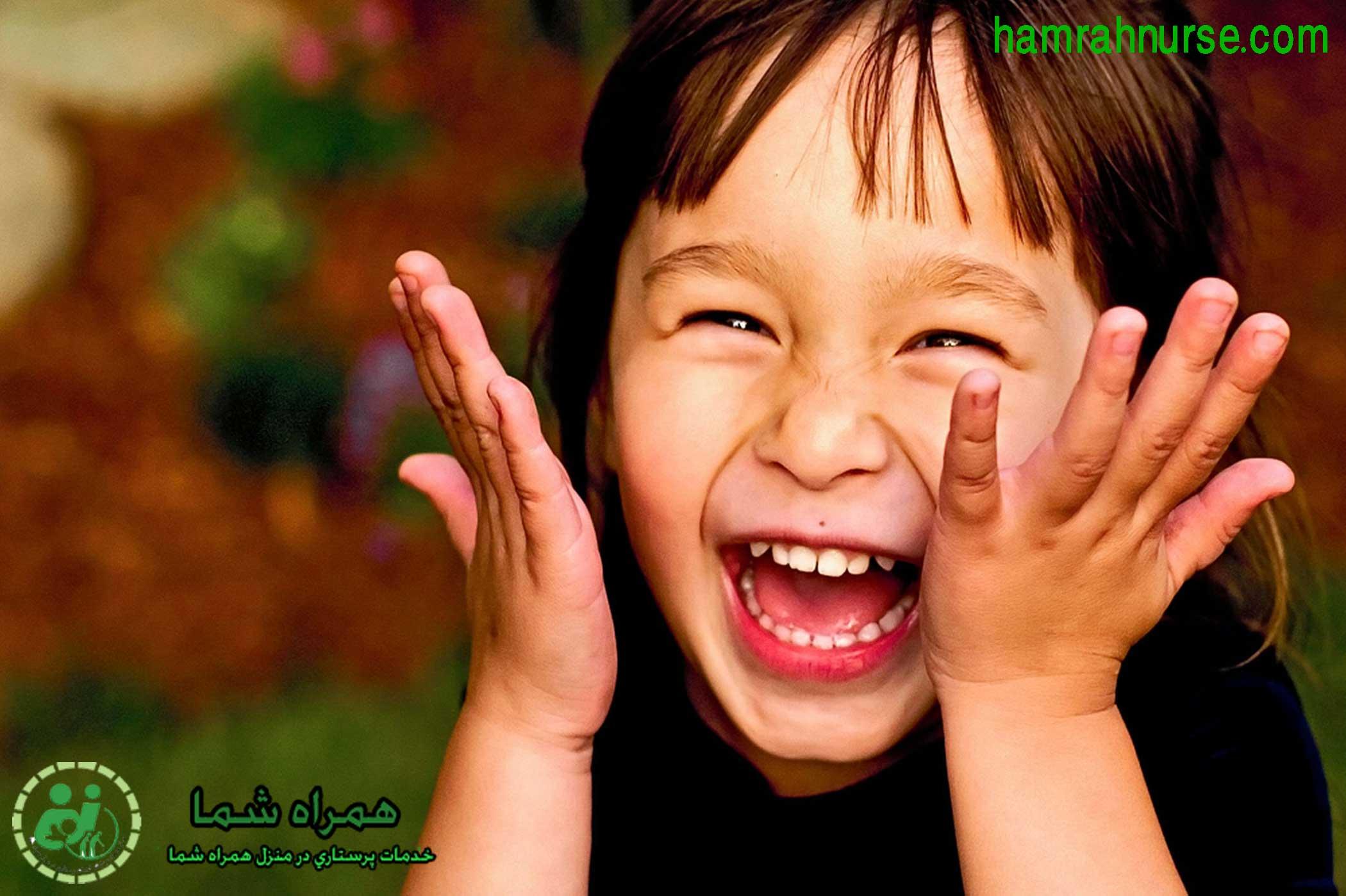 فواید خنده در سلامتی